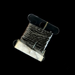 10 meter (Stainless Steel) Conductive Thread Wire for Wearable Lilypad Arduino