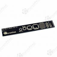 """Duinopeak PCB Ruler v2 - 6"""" for Electronic Engineers/Geeks/Makers/Arduino Fans"""