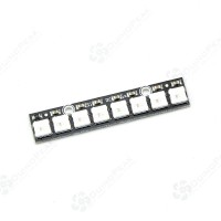 WS2812 LED STICK - 8 X WS2812 5050 RGB/RGBW LED WITH INTEGRATED DRIVERS