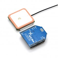 uBlox NEO-6M GPS Bee kit with Active GPS Antenna - xBee Compatible